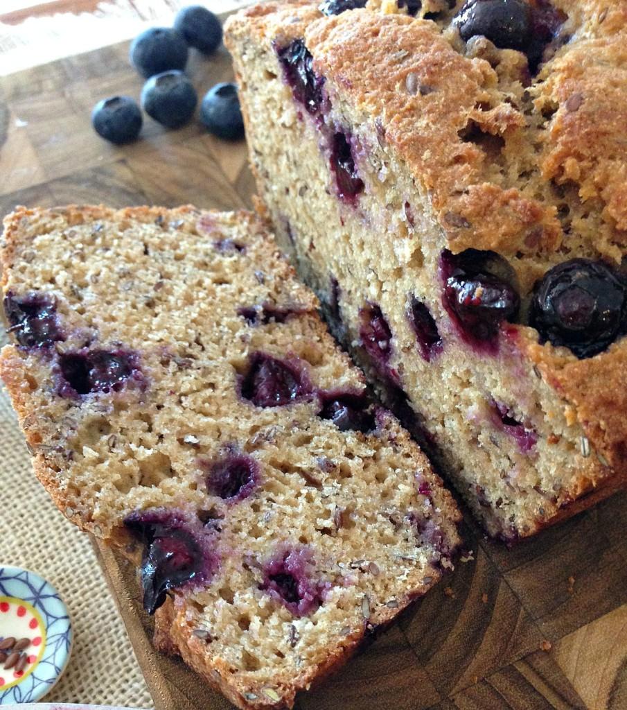 blueberrybread