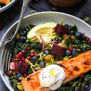 Salmon Superfood Salad
