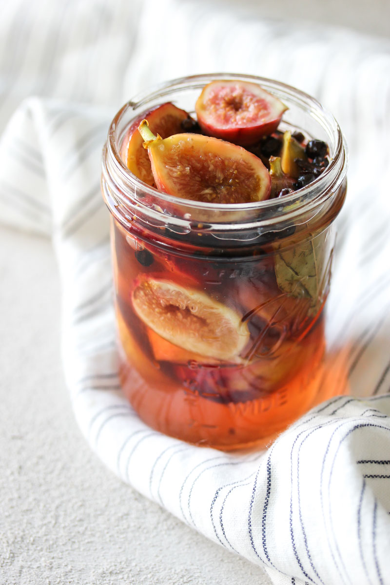 Quick-Pickled Figs | dishingouthealth.com