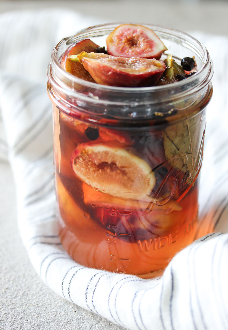 Quick-Pickled Figs   dishingouthealth.com