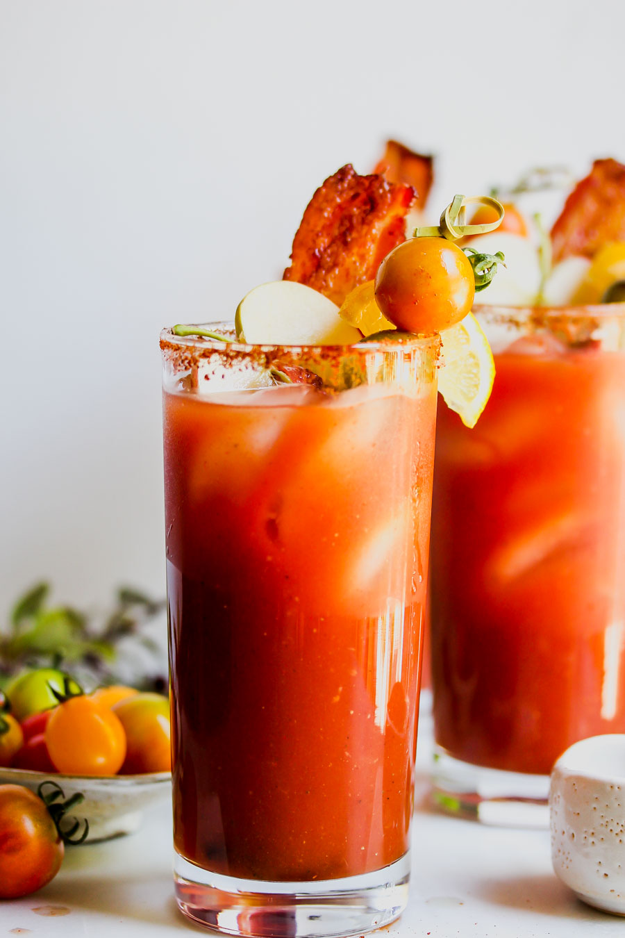 Fall Harvest Bloody Marys