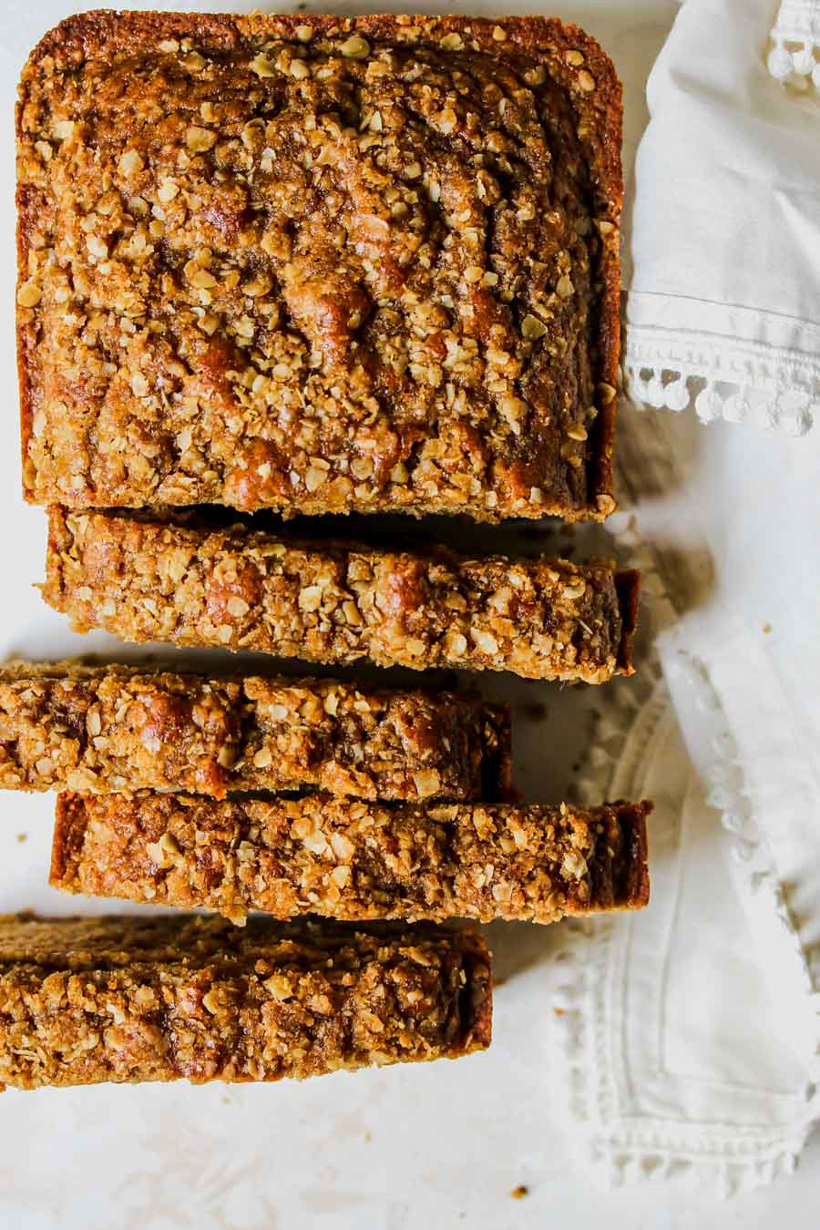 Apple Harvest Oatmeal Bread