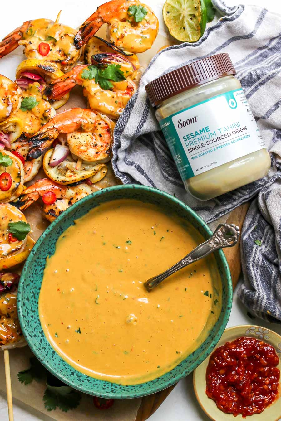 Goes with Everything Tahini Sauce