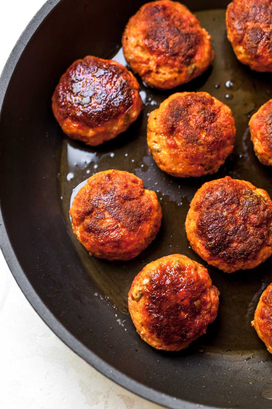 Pan-Seared Wild Salmon Patties