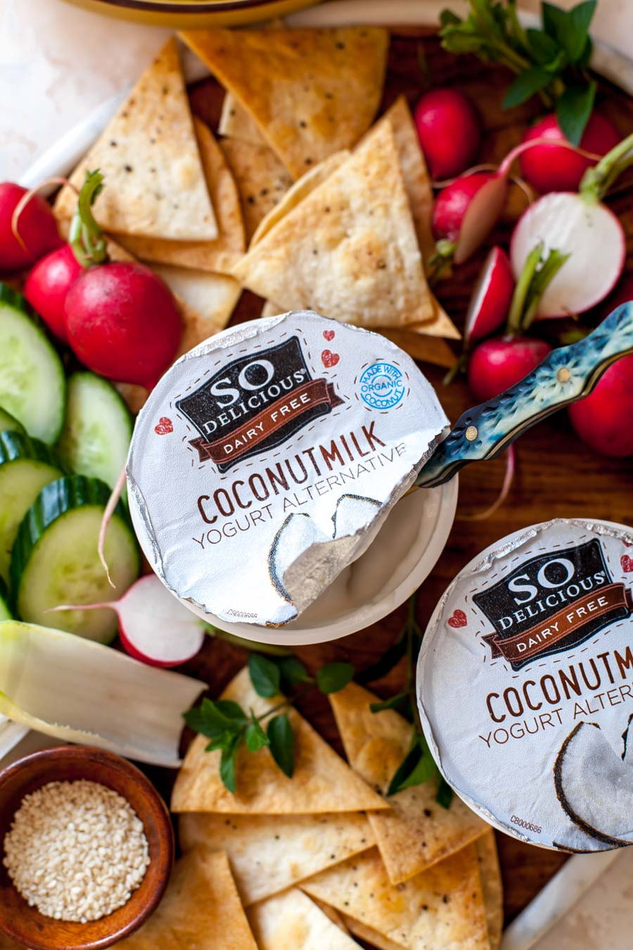 So Delicious Coconutmilk Yogurt Alternative