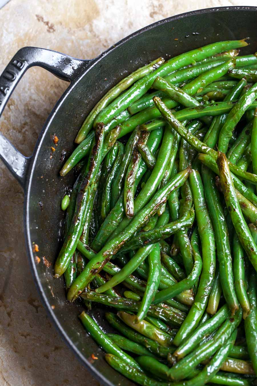 How to Cook Green Beans Stovetop