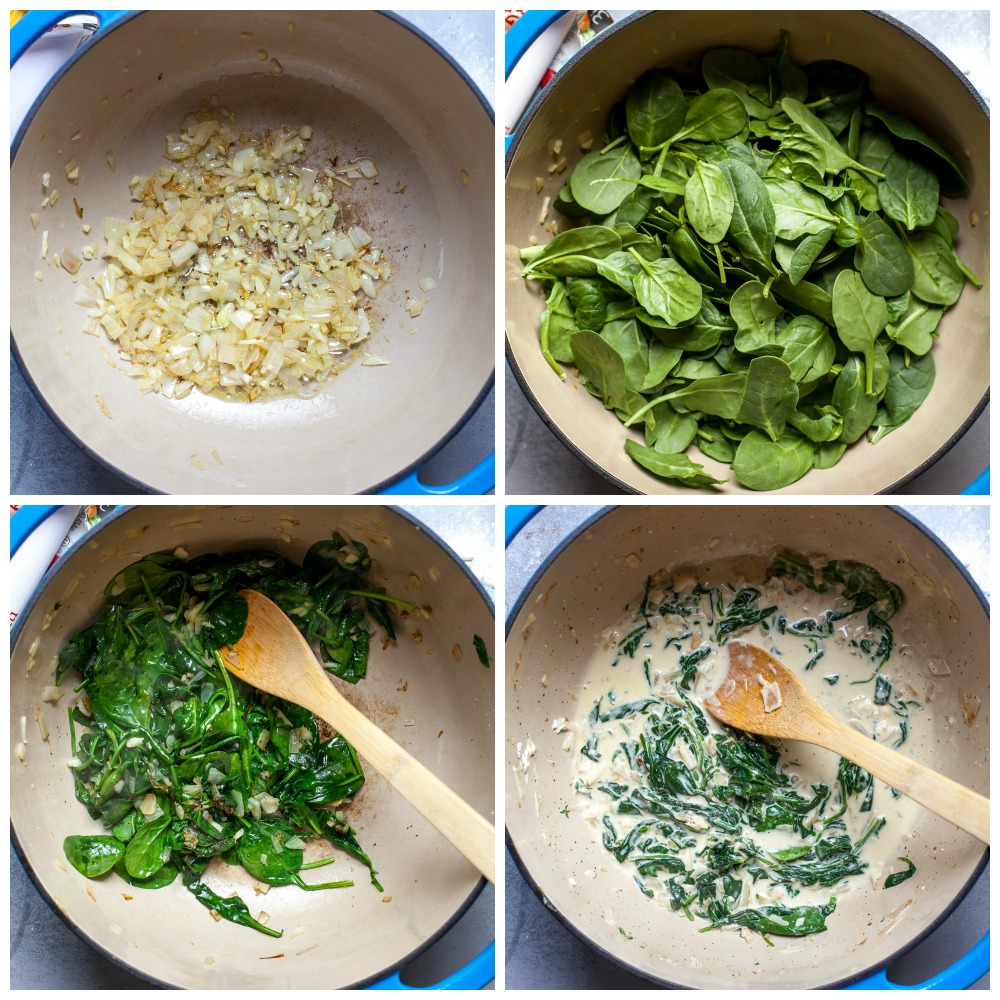 Step-by-Step Instructions to Make Vegetarian Spinach-Artichoke Pasta