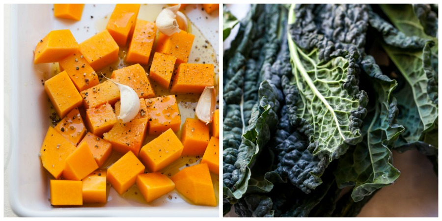 How to Roast Butternut Squash for Baked Pasta