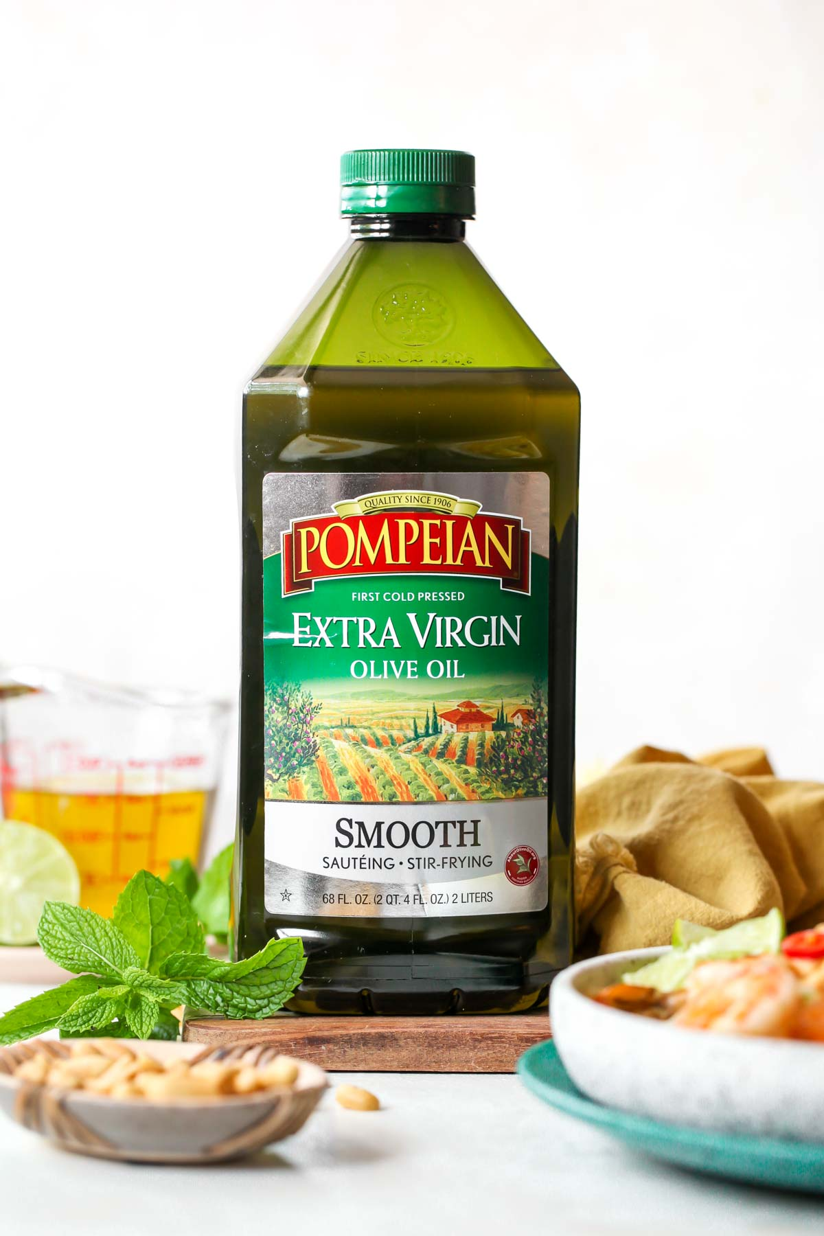 Pompeian Smooth Extra-Virgin Olive Oil