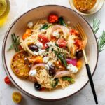 Weeknight Mediterranean Pasta Recipe